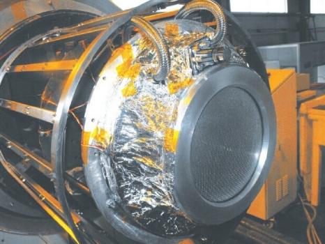 中國硏製的200毫米電離子推進系統