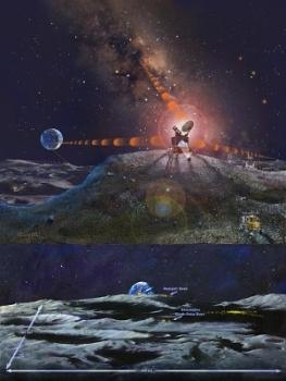 本期論壇以月球上的天文觀測為議題