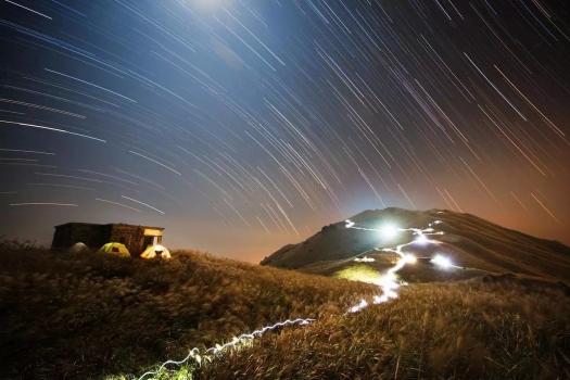人物和空間組冠軍作品:大東山星流跡