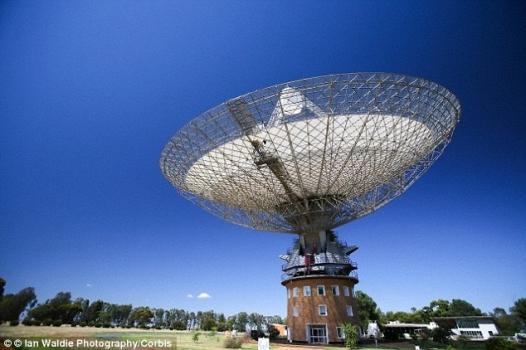 帕克斯射電望遠鏡