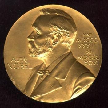 諾貝爾獎的獎牌