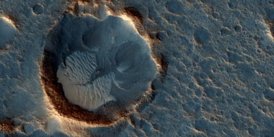 《火星任務》電影敍述的位置