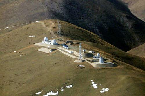 國家天文台阿里觀測站和阿里天文台