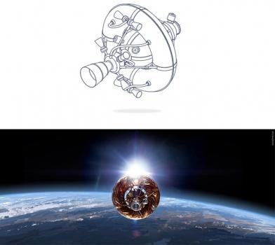 Moonspike計劃發射到月球的微型衛星