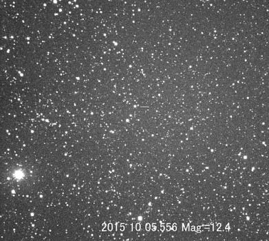 天鷹座新星發現照片