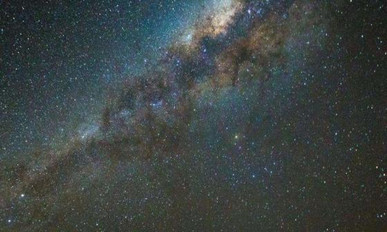 銀河系低溫星際氣體雲影像