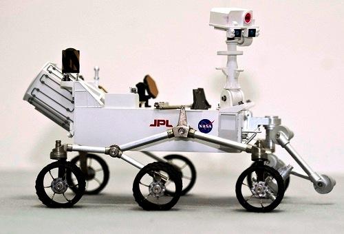 火星探測器模型