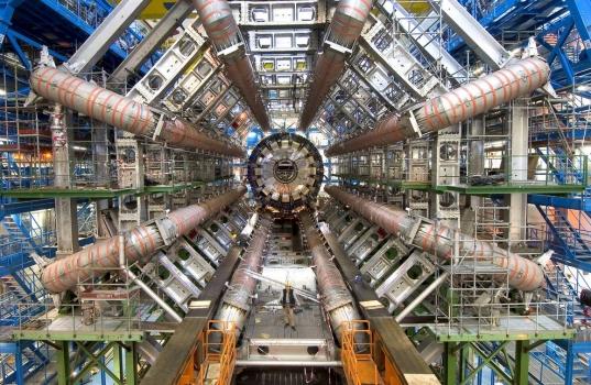 歐洲核子研究中心大型強子對撞機