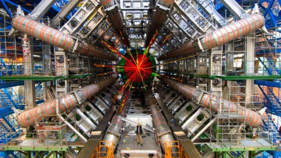 歐洲核子研究中心粒子加速器