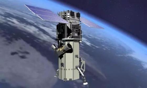 半米分辨率遙感衛星