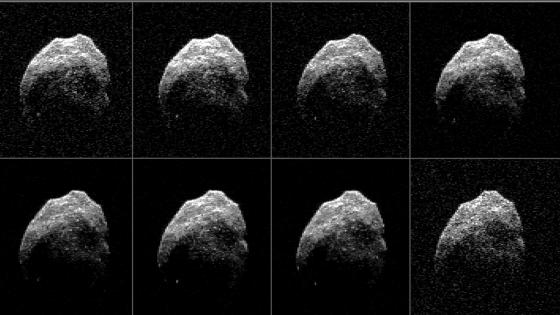 2015 TB145小行星形狀
