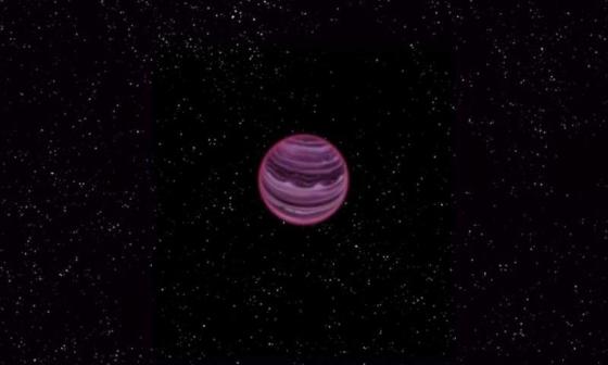 畫家筆下的PSO J318.5-22系外行星