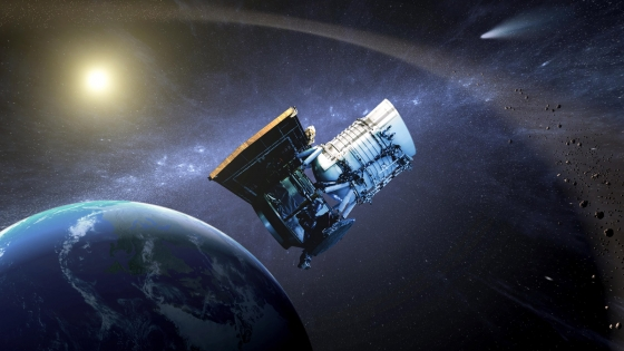 廣域紅外線巡天探測衛星搜尋近地天體延伸任務