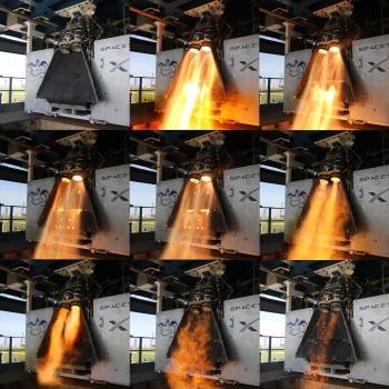 超級天龍引擎測試照片