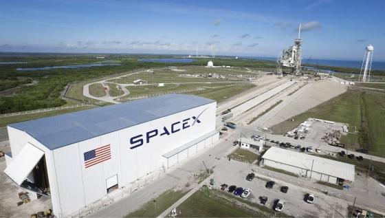 太空探索科技公司租用的火箭發射場