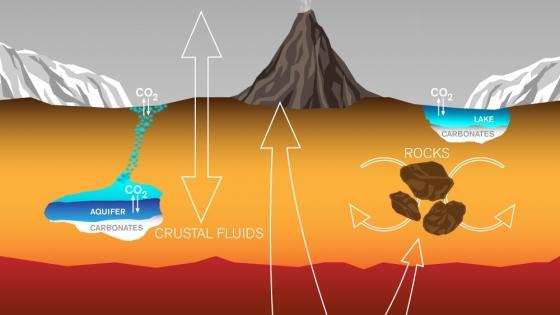 火星上的碳交換和散失過程