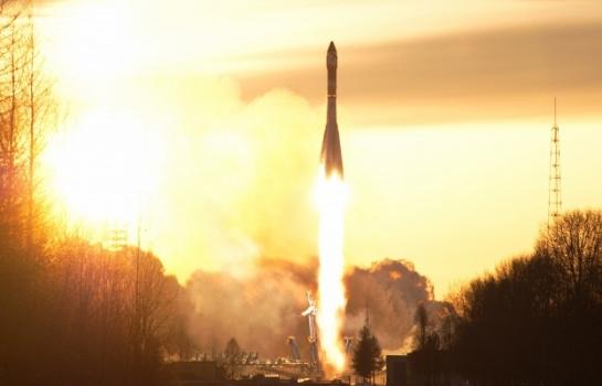 火箭發射升空情況