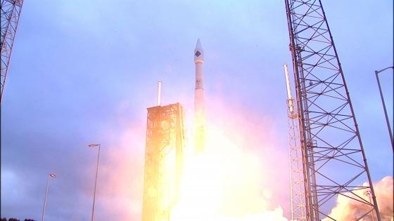 天鵝座太空船發射情況
