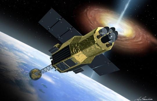 日本X射線天文衛星
