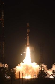 新加坡衛星發射情況