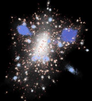 模擬宇宙的誕生