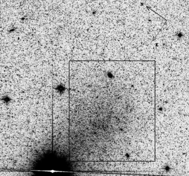 仙女座第四個衛星系