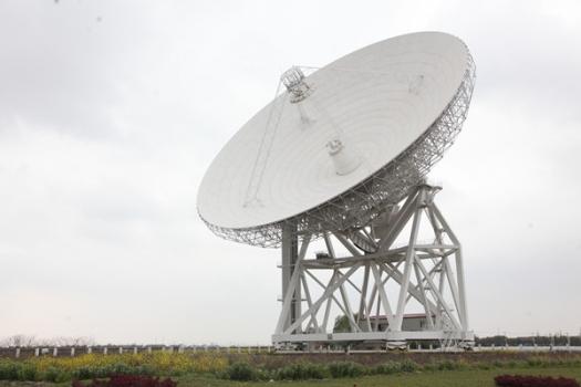 上海天文台天馬望遠鏡