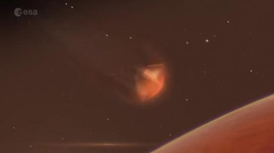歐洲太空總署的火星探索計劃