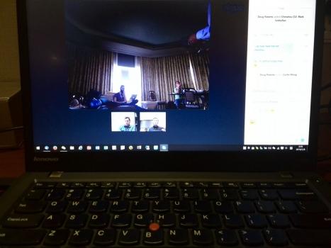 中國代表參加WWT顧問委員會首次會議