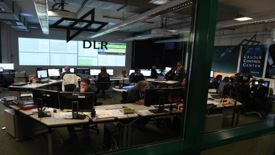 德國菲萊登陸器控制中心