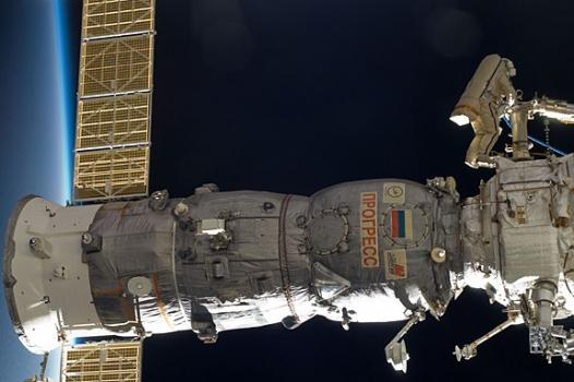 國際太空站俄羅斯艙段