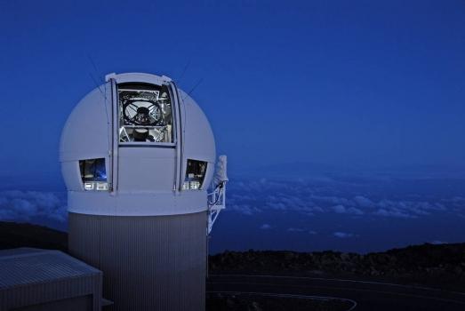 發現最多近地小行星的泛星計劃的一米望遠鏡