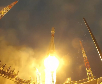 EKS1衛星發射情況