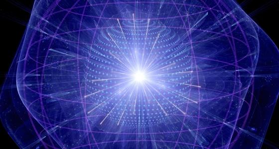 畫家構思的宇宙短暫二次膨脹