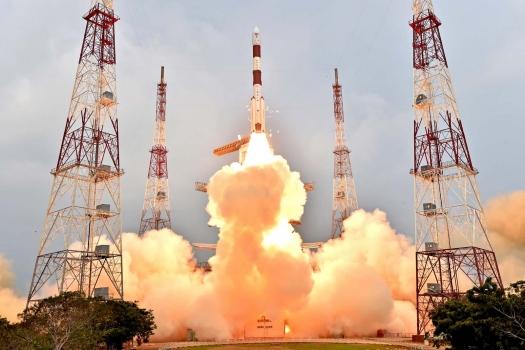IRNSS-1E導航衛星發射情況