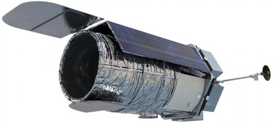 寬視場紅外線巡天望遠鏡