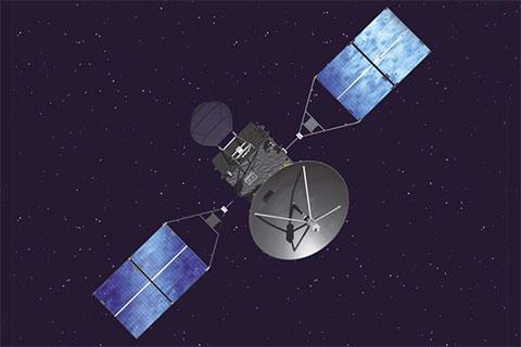 日本激光數據中繼衛星