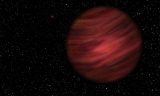 畫家筆下的寂寞行星2MASS J2126