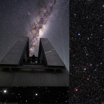 歐洲南方天文台報的的超貧金屬恆星位置