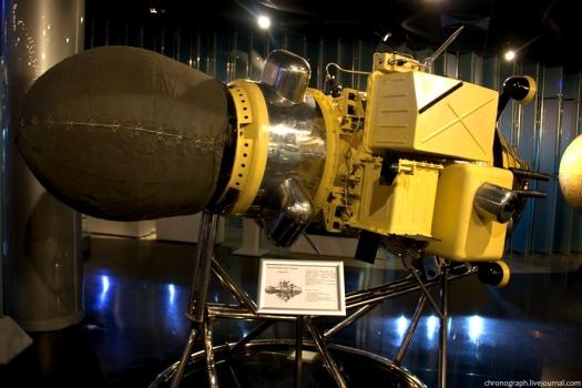 月球九號展覽模型