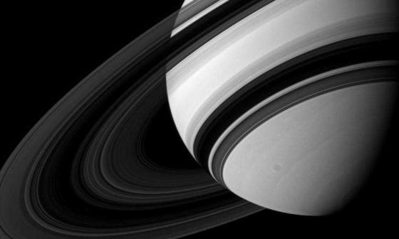 B環是土星環中最不透明的一個環