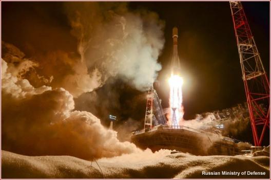 第五十一顆格洛納斯導航衛星發射情況