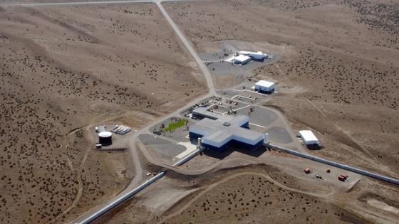 激光干涉重力波天文台漢福德觀測站