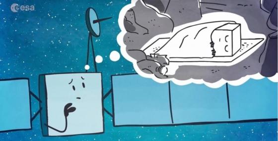 羅塞塔無奈譲菲萊彗星登陸器長眠