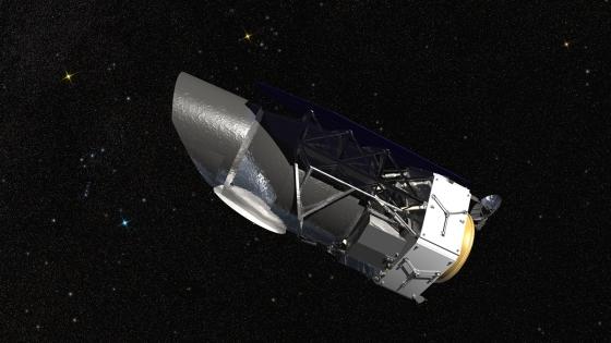 廣域紅外線巡天望遠鏡