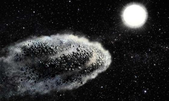造成小行星解體的實際機制仍是個謎