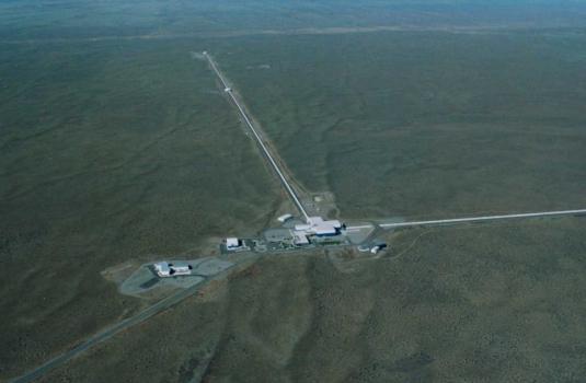 美國激光干涉重力波天文台