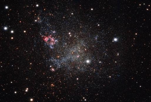 IC 1613 星系