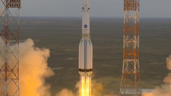 火星外太空生物探測衛星發射情況