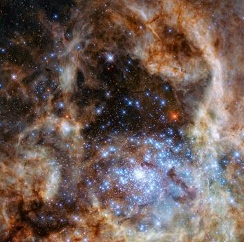 R136星團